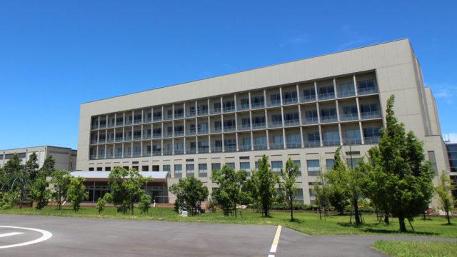 ドクターXスピンオフ第4弾のロケ地は茨城県行方市「なめがた地域医療センター」