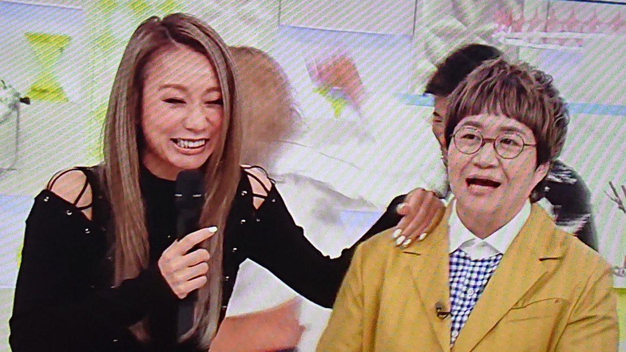 スッキリで倖田來未が放送事故?動画とネットの反応は?